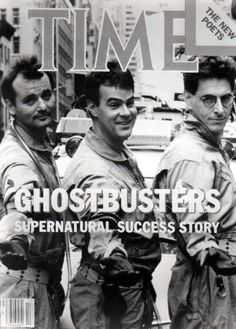 Who you gonna call? :) <- this was actually my first movie alone - without parents!!! :D
