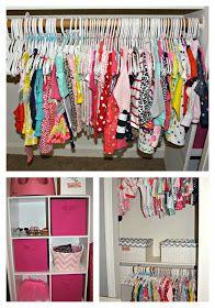 all things katie marie: Nursery Organization