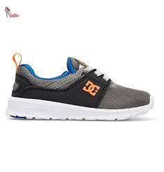 Dc Shoes Heathrow SE - Chaussures basses, Couleur: CREAM, Taille: 37.5 EU (6.5 US / 4.5 UK)