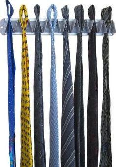 Superbe Tie Rack  Scarf Rack  Tie And Scarf Rack For Closets  Belt Holder