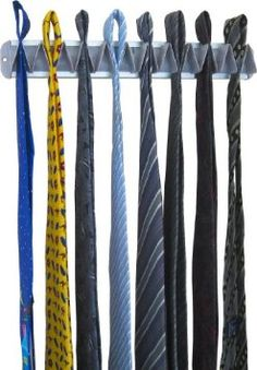 1000 images about tie rack wall mounted on pinterest scarf rack tie rack and tie scarves. Black Bedroom Furniture Sets. Home Design Ideas