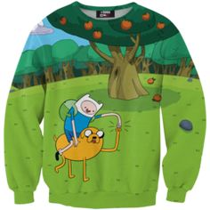 Friends forever sweater