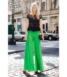 d95724378c7 Editor s Best Tips On How to Wear Wide-Leg Pants