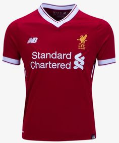 Liverpool F.C. home Jersey 17/18