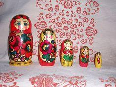 Matryoshka doll - Wikipedia - first made 1890