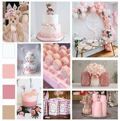 Parfait pour fêter l'arrivée d'une petite fille Wedding Event Planner, Parfait, Babyshower, Girly, Inspiration, Design, Photo Galleries, Petite Fille, Weddings
