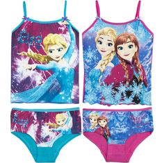 2 Vest Dolls Girls Underwear Sets 4 PCS Pack 2 Knickers Official L.O.L 5-10 Years Surprise