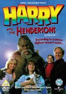 Harry y los Henderson.