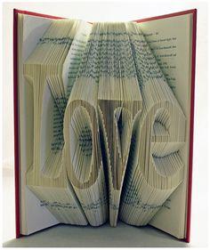 Libro // Book Origami