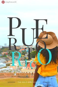 Puerto Rico is the perfect solo destination! The people are warm and friendly, the beaches are gorgeous and the weather is perfect year-round!