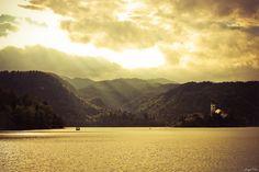 Rays of Sunset by Edina Janega on 500px