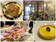 le restaurant de PAUL, covent garden - review