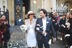 Brides: French Wedding at Paris' Elephant Paname and a Vineyard in Provence: Photos