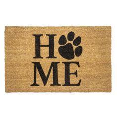 Entryways Pet Home Non-Slip Coir Doormat - P2117