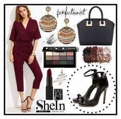 """""""Shein 2."""" by b-necka ❤ liked on Polyvore featuring LORAC, Bobbi Brown Cosmetics, Anastasia Beverly Hills, Sheinside and shein"""