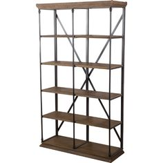 """Found it at Wayfair - 82"""" Accent Shelves"""