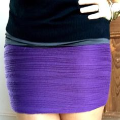 Guess Miniskirt I love the texture on this skirt!  Fun to wear and easy to accessorize. The lighting was different in both of these pics, the truer color is the 2nd pic. Excellent condition. Guess Skirts Mini