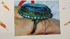 Anello di mamma donato al Sindaco Moratti.