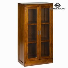 Wooden cabinet with 2 doors - Serious Line Collection by Craftenwood UK Hallway Walls, Hallway Furniture, Home Furniture, Sideboard Cabinet, Cabinet Doors, Credenza, Wooden Bathroom Cabinets, Wall Cupboards, Color Nogal