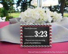 10 Ideas for a Christian Themed Wedding