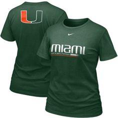 #nike tshirt | Miami Hurricanes  | University of Miami | #theU
