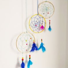 L'origine du dreamcatcher / DIY dreamcatcher / Réaliser un dreamcatcher