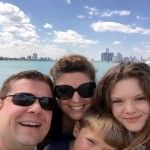 Detroit - ein sonniger Samstag in der Motor City