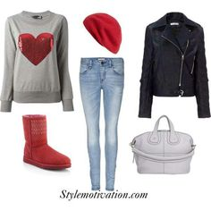 Valentines day Outfit [♥]