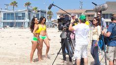 WWE.com: The Bellas hit the beach #WWE