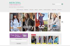 Merceril - Sitio Web Dinámico