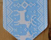Kerst Labels - 25 stuks - 7 x 5 cm - 260 gram karton  (Label K4-1) - Cadeaulabel / Kerstlabel