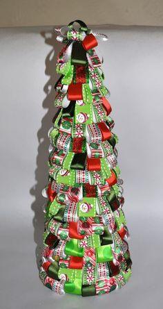 Bricolage : 29 idées d'arbres de Noël super créatifs et originales