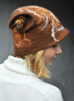 Gallery.ru / Фото #74 - Мои работы. Шляпы. - Shellen