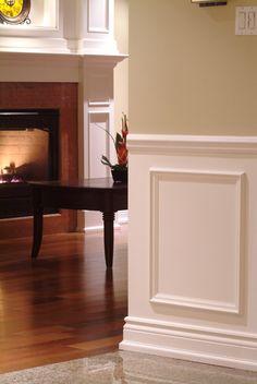 Jeu de moulures belle r novation et belle poque for Comment installer des plinthes en bois