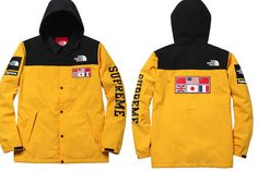 North Face Supreme