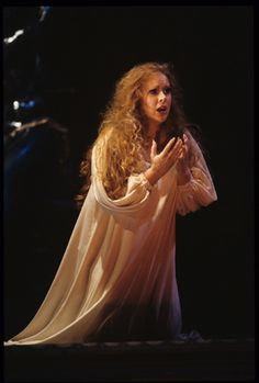 """My personal favorite opera, """"Lucia di Lammermoor"""" as performed by Ruth Ann Swenson, SF Opera, 1994"""