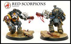 Red Scorpions Terminator | Flickr - Photo Sharing!