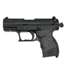 SuperGrips for the Walther that give you better feel and grip on the Pistol Walther P22, You Magazine, Hand Guns, Coupons, Easy, Accessories, Germany, Fire, Guns