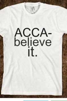 Pitch Perfect! @Kelsey McPherson we should get some shirts like this!