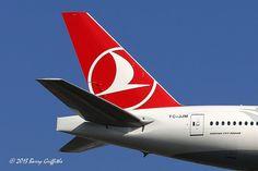 "Tail Design: Boeing B-777-3F2/ER c/n 40794 (2011) Turkish Airlines TC-JJM ""Marmara""   par (Barry) Griffiths"