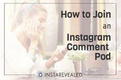 Gruppi di auto-aiuto: ecco gli Instagram pods che (forse) regalano visibilità