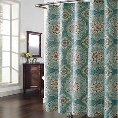 $24.99 Bed Bath & Beyond Mandala Shower Curtain