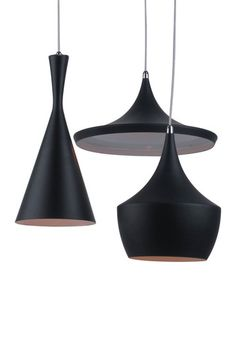 Ceiling Lamps - Beat by Tom Dixon #productdesign #lightingdesign #TomDixon