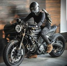 I want to get my motorbike license Ducati Scrambler Cafe Racer Ducati Cafe Racer, Ducati Scrambler, Scrambler Cafe Racer, Moto Ducati, Motos Honda, Cafe Racer Bikes, Cafe Racer Motorcycle, Motorcycle Design, Motorcycle Gear