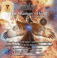 The Shamans Heart with HemiSync ** Want to know more, click on the image. (This is an affiliate link) #WellnessRelaxationtherapy