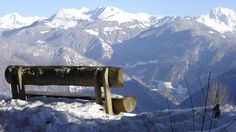 View of Espace Killy French Alps, Ski Chalet, Property For Sale, Mount Everest, Skiing, Mountains, Places, Travel, Gardens