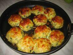 Cuketovo-zemiakové zapečené placky   Báječné recepty
