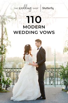 The vows between you and your partner should be unique promises you want to make to each other. Use this list of non-traditional wedding vows to get inspired on the bond you wish to create together. Unique Wedding Vows, Nontraditional Wedding, Wedding Ceremony, Our Wedding, Dream Wedding, Wedding Ideas, Wedding Shoes, Wedding Cake, Wedding Rings