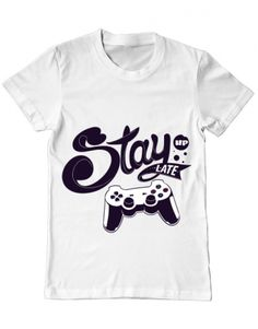 Tricou Tricou Stay up late Staying Up Late, Stay Up, Mens Tops, T Shirt, Eagle, Supreme T Shirt, Tee Shirt, Tee