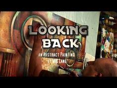 Abstract Underpainting Techniques, Washes,Blending,How to M.Lang - YouTube
